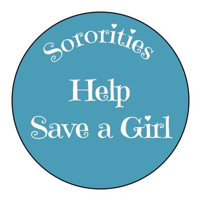National Sororities Help Save a Girl