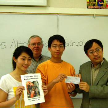 TGUP Project #7: Earthquake Relief in China - 2008