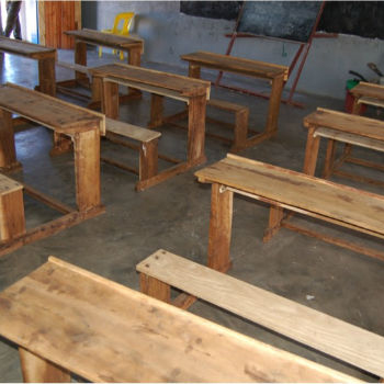 TGUP Project #4: Desks for School in Malawi - 2008