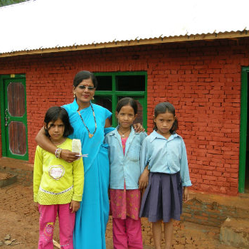 TGUP Project #2: Dalsinghe School in Nepal - 2008