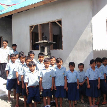 TGUP Project #11: Bunga School in Indonesia - 2009