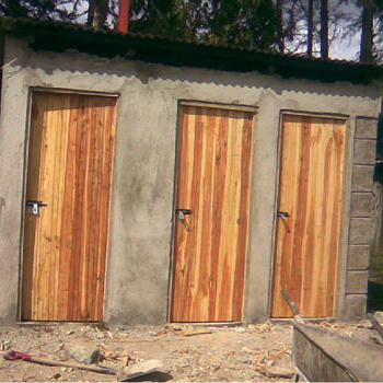 TGUP Project #14: Kiini Latrines in Kenya - 2009