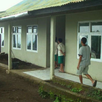 TGUP Project #18: Manikaji School in Indonesia - 2010