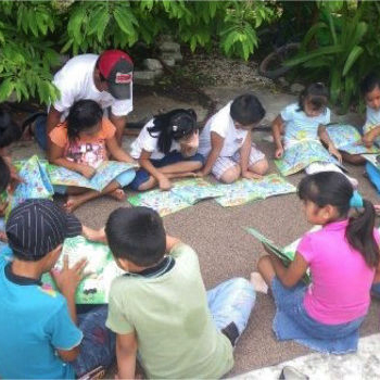TGUP Project #24: Literacy Cooperative in Yucatan - 2012