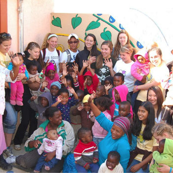 TGUP Project #28: Bophelong Preschool in South Africa - 2012