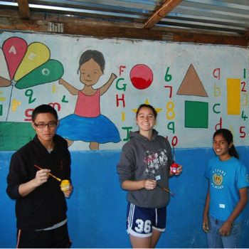 TGUP Project #26: Freedom Preschool in South Africa - 2012