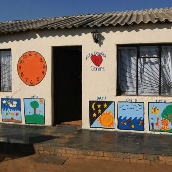 TGUP Project #27: Thato Day Care Center in South Africa - 2012