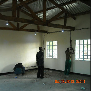 TGUP Project #42: Solar Lights Manyesa School in Malawi - 2013