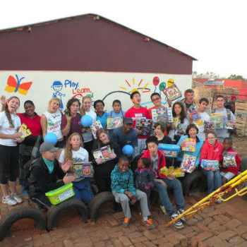 TGUP Project #35: Lesedi Preschool in South Africa - 2013