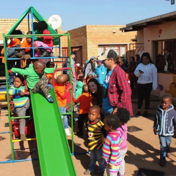TGUP Project #32: Thato Day Care Center in South Africa - 2013
