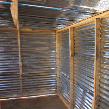 TGUP Project #37: Food Storage in South Africa - 2013