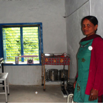 TGUP Project #46: Chhisti Birthing Center in Nepal - 2014
