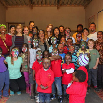 TGUP Project #50: Pooh's Corner Preschool in South Africa - 2014