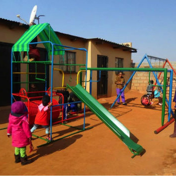 TGUP Project #52: Shoko Preschool in South Africa - 2014