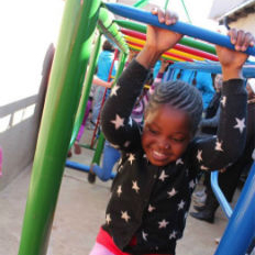 TGUP Project #58: Dineo Preschool in South Africa - 2015