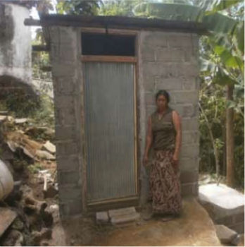 TGUP Project #76: Latrines Phase 1 in Indonesia - 2016