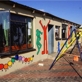 TGUP Project #72: Kidebone's Preschool in South Africa - 2016