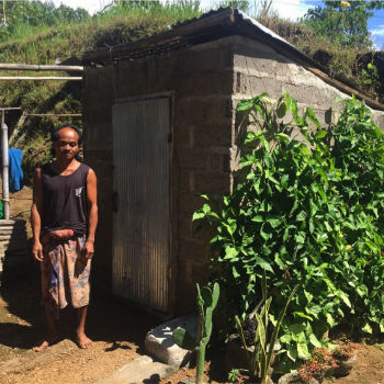 TGUP Project #91: Latrines Phase 2 in Indonesia - 2017