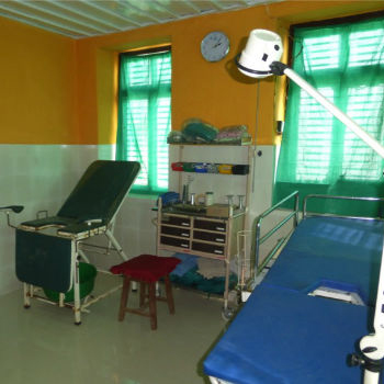 New delivery room