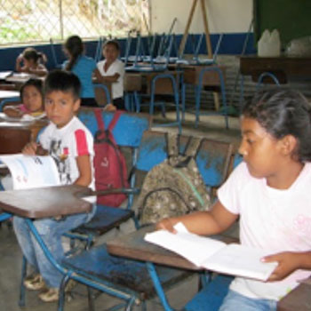 Classrooms in Nicaragua