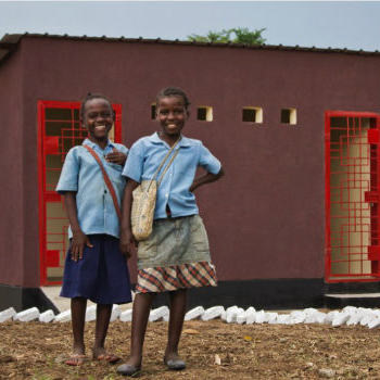 Zambia Latrines After