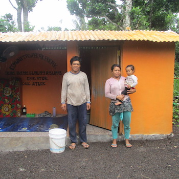 TGUP Project #118: Bali Latrines Phase 4 in Indonesia - 2019