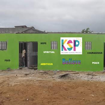 TGUP Project #109: Karat School Electricity in Ivory Coast - 2019