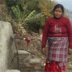 TGUP Project #123: Bahundada Water in Nepal - 2020