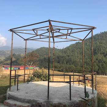 TGUP Project #161: Health Clinic Room in Nepal - 2020