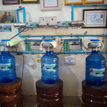 TGUP Project #144: Water Purification System in Cambodia - 2020
