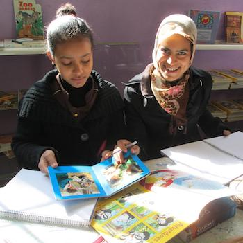 TGUP Project #154: Library Books in Morocco - 2020