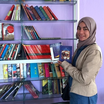 TGUP Project #151: Library for El Jadida High School in Morocco - 2020