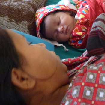 TGUP Project #166: Sikharbesi Birthing Center in Nepal - 2020