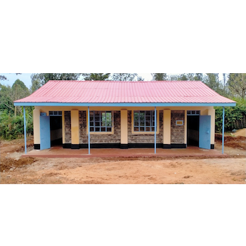 TGUP Project #134: Shining Star Classroom in Kenya - 2020