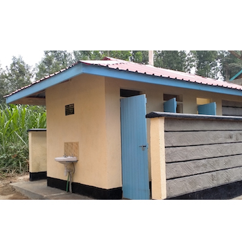 TGUP Project #148: Shining Star Latrines in Kenya - 2020