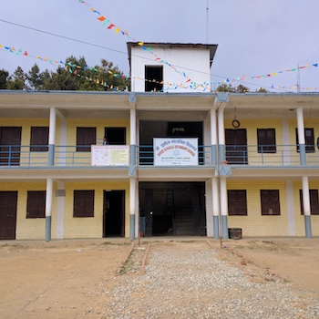 TGUP Project #151: Sunaula Science Lab in Nepal - 2020